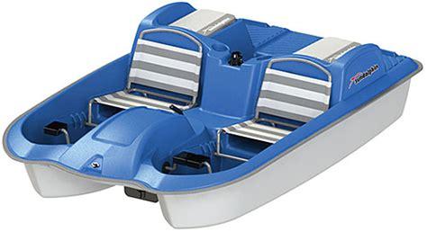 sun dolphin paddle boat trolling motor sun dolphin laguna pedal boat