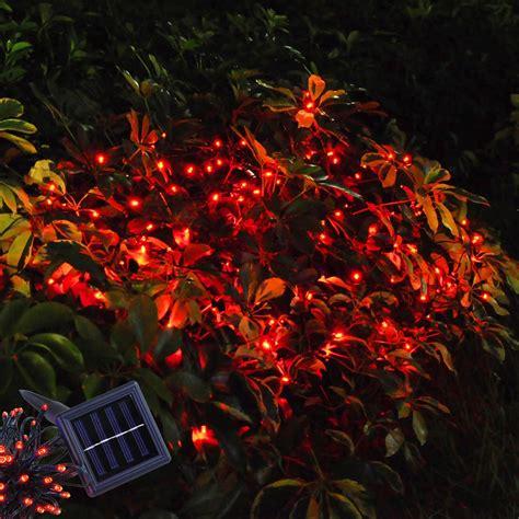 Outdoor Tree Lights String 60 Led String Solar Light Outdoor Garden Wedding