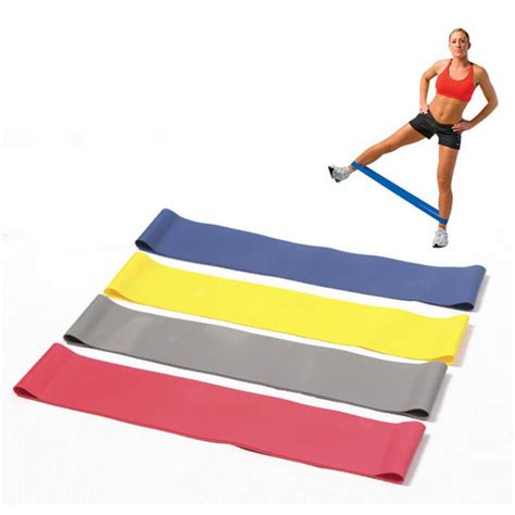 Elastic Rubber Stretch Rope Pilates Limited buy wholesale elastic cord exercises from china