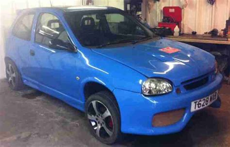 Vauxhall Redtop For Sale Vauxhall Corsa B 1 2 16v Redtop Engine Conversion