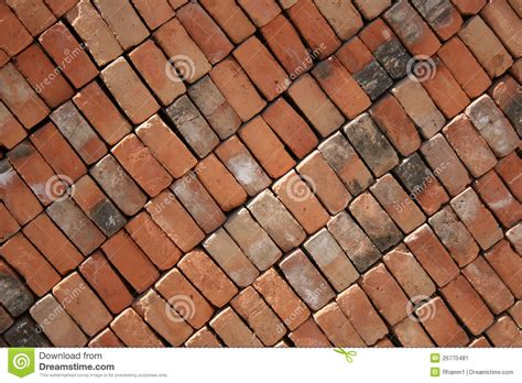 Handmade Bricks For Sale - wall of adobe bricks stock image image 26770481