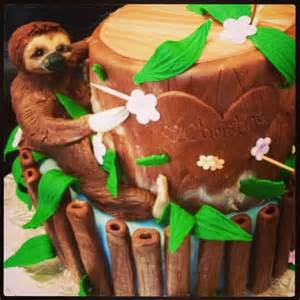 158 best images about trapper s sloth birthday on