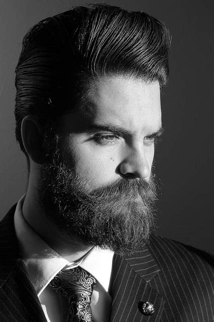 pompadour hairstyle with beard quot sharp dressed man quot by katrina maughan beard pompadour