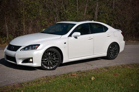 2012 lexus isf 2012 lexus is f information and photos zombiedrive