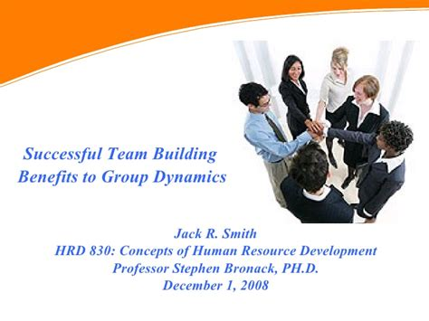 Team Building Presentation Team Building Powerpoint Presentation Ppt
