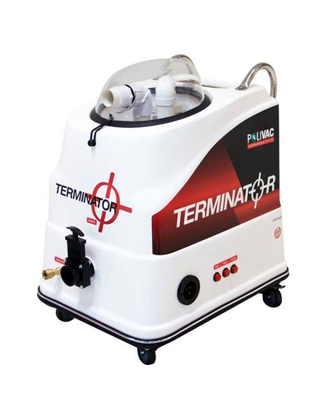 carpet steamers polivac terminator steam cleaner