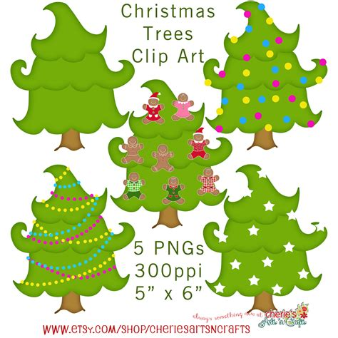 christmas trees clip art christmas cliparts christmas