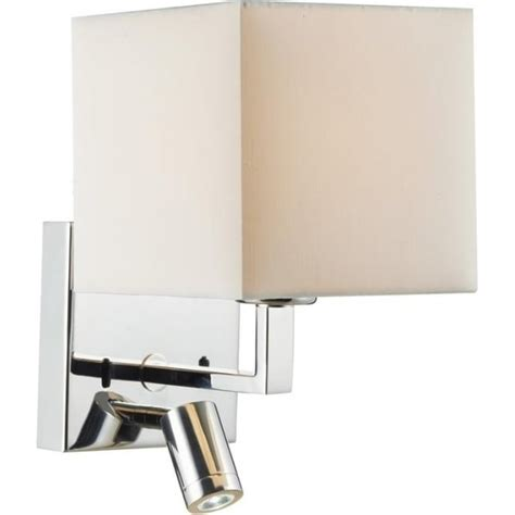 modern bed reading wall lights with integral led