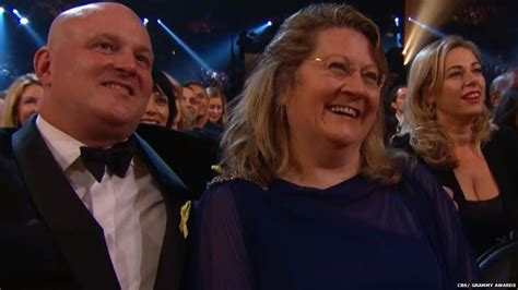 ed sheeran parents the grammys didn t know who ed sheeran s parents were