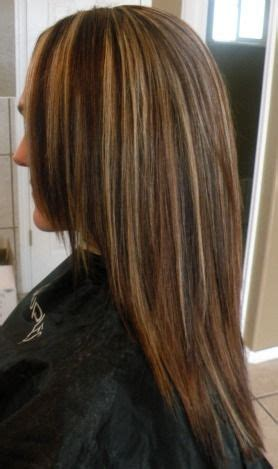 womans haircut foils foil hair long layers photo short hairstyle 2013