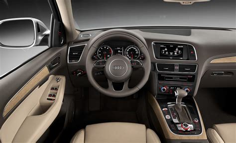 Audi Q5 2011 Interior by Car And Driver