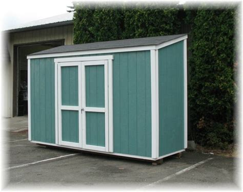 backyard storage house garden sheds 4 x 8 interior design