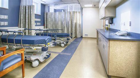 hospital flooring options creating  care setting   budget