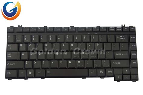 Keyboard Toshiba M300 china laptop keyboard for toshiba teclado satellite a300 a300d m300 us ro dm layout black