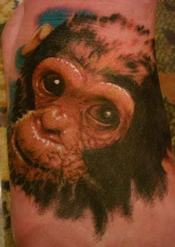tattoo designs monkey animal ideas monkey tattoos