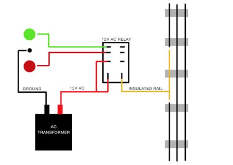 cube relay diagram wiring diagram