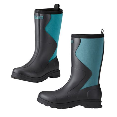 rubber boot clearance ariat springfield rubber boots