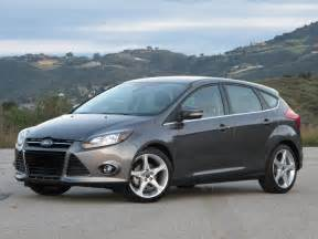ford focus 2012 ford focus hatchback