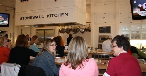 Stonewall Kitchen Cooking School York Maine by Cafe Chatelaine In Sweet New Stonewall