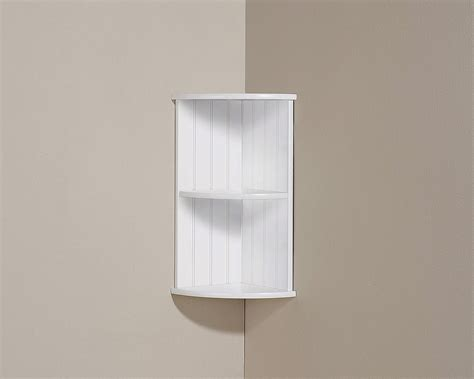 White Bathroom Wall Shelf by White Bathroom Corner Wall Shelf Unit One Stop Furniture