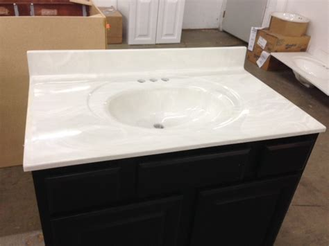 Cultured Marble Countertops Cost by Cultured Marble Vanity Top On Clearance Now At Seigles