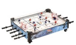 voit 33 quot table top rod hockey game contemporary kids