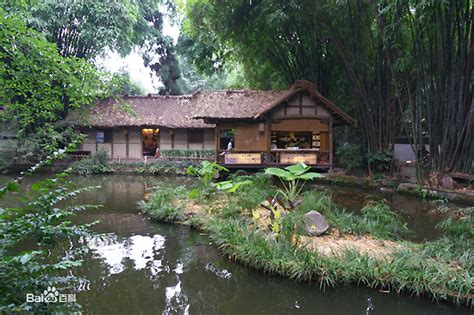 Du Fu Thatched Cottage by Top 10 Attractions In Chengdu China China Org Cn