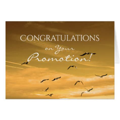 Congratulations Promotion by Congratulations On Your Promotion Greeting Cards Zazzle