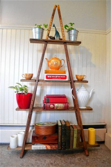 Shelf Made Out Of Crutches by Diy Upcycle Crutches To Stylish Shelf