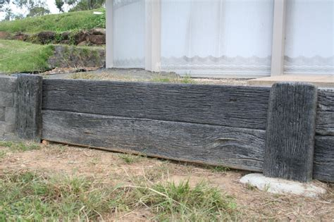 Diy Concrete Sleepers by Beaudesert Qld Diy Concrete Sleeper Moulds Molds