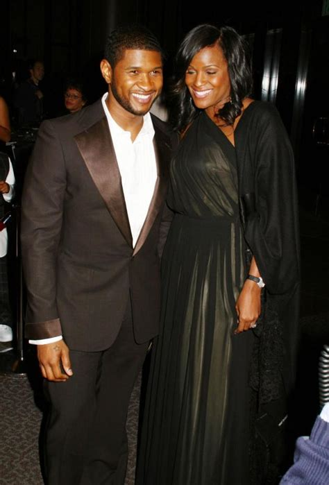 Ushers Engaged by Usher Engaged To Grace Miguel The Gossip