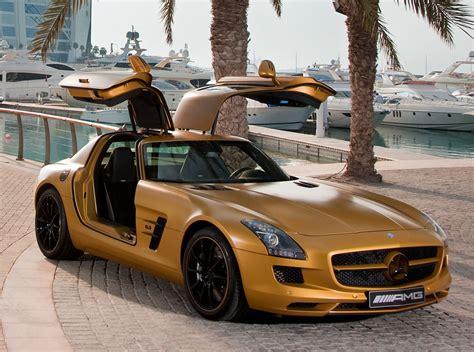 mercedes sls amg gold luxury design mercedes sls amg desert gold 17