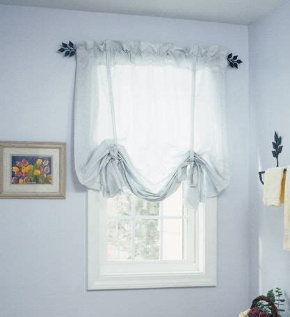 short bathroom window curtains 17 best ideas about short curtain rods on pinterest