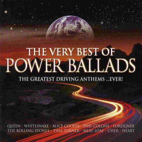 the best of power ballad cd2 mp3 buy tracklist