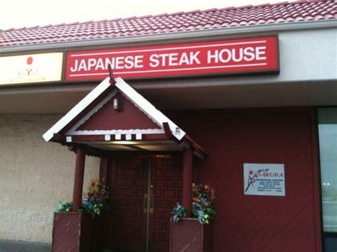 sakura japanese steak house sakura japanese steak house closed japanese tacoma