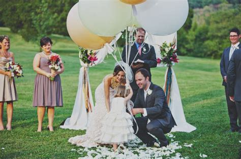flower unity wedding ceremony balloon wedding d 233 cor ideas 10 ways to incorporate