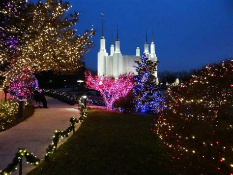 holiday lights limo tours lasting impressions