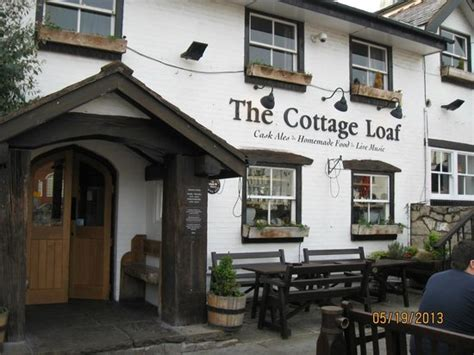 Cottage Loaf Llandudno by A Portion Of Fish And Chips Picture Of The Cottage