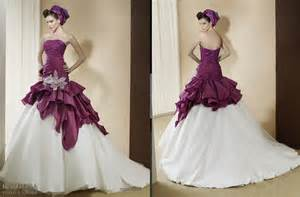 wedding dresses with color accents images wedding dresses with color accents if you