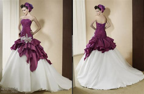 Wedding Dresses With Color And Design by Fascinating Wedding Dress Colors 42 For Bridal Dresses