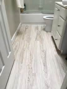 vinyl plank flooring in bathroom 25 best ideas about vinyl plank flooring on