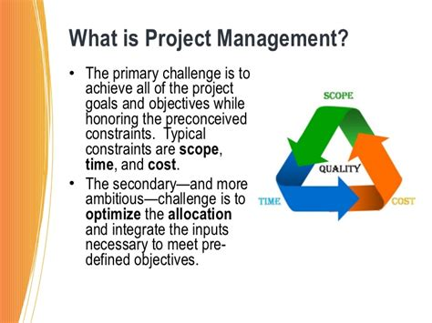 Mba To Become Project Manager by Project Management How The Mba Can Help You Succeed