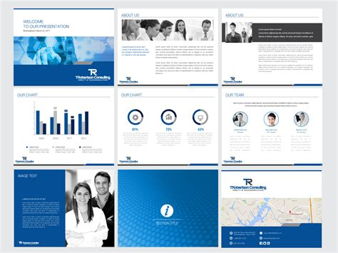 Professional Modern Powerpoint Design By Nila Design Professional Powerpoint Design