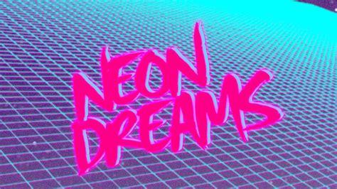 retro wave neon synthwave wallpapers hd desktop