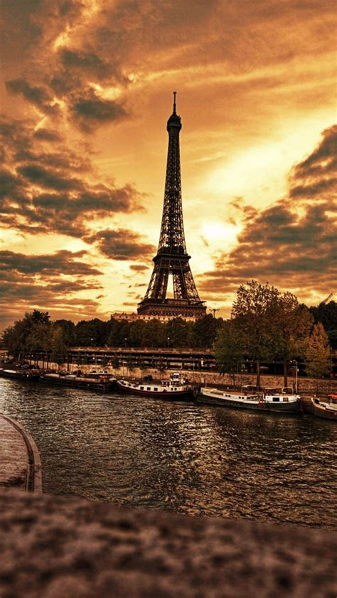 wallpaper for iphone 5 paris paris sunset iphone 5 wallpaper 640x1136