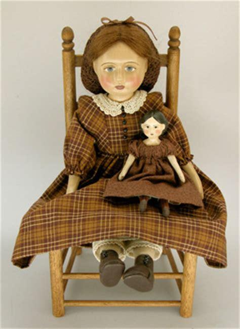 gails vintage doll patterns molded dolls