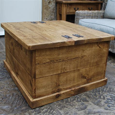 Coffee Table Innovative Chest Coffee Table Trunk Wood Innovative Coffee Table