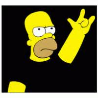 imagenes homero rockero lo dice la ciencia las personas que escuchan rock son m 225 s