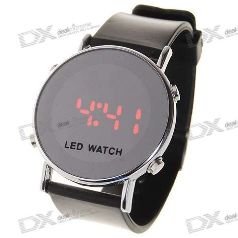 Led Sport Watches Aa W027 White montre led nike