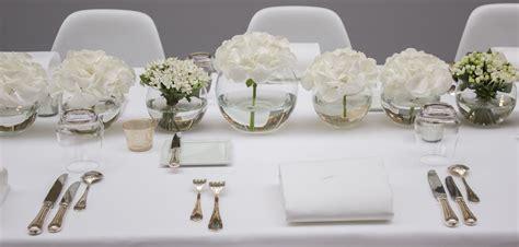 mariage comment choisir sa d 233 coration de table grazia